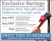 Fast Plumbing Services in Dallas