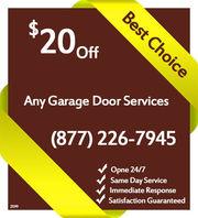 Residential Garage Doors Dallas