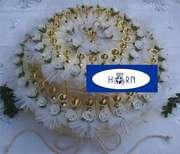 Horn - Mandelreiche Gastgeschenke Hochzeit, Taufe, Kommunion - 18.09.12